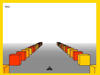 cube field